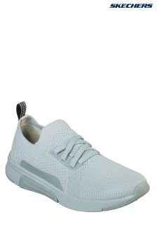 Skechers® Green Sportknit Slip-On