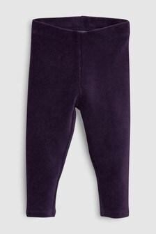 Velour Rib Leggings (3mths-6yrs)
