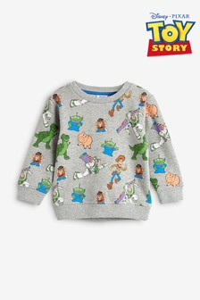 Toy Story All Over Print Crew (3mths-7yrs)