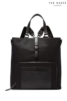 Ted Baker Black Tidee Nylon Tote Bag