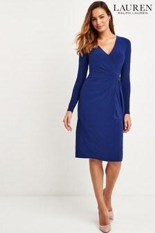 Lauren Ralph Lauren® Casondra Wrap Dress