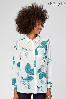 Thought White Liana Shirt