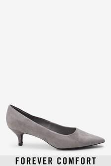 fbace80b4a2 Kitten Heel Shoes | Leather Kitten Heel Shoes | Next UK