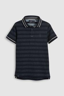 Textured Polo (3-16yrs)