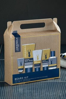 Originals Face and Beard Gift Set