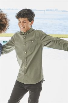 Long Sleeve Soft Touch Shirt (3-16yrs)