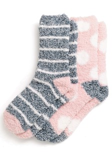 Bed Socks Two Pack