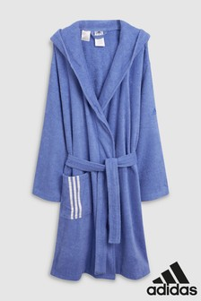 adidas Blue Bathrobe