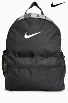 Nike Kids Black Brasilia JDI. Backpack