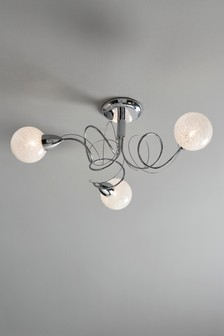 Thea 3 Light Fitting