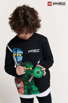 LEGO® Ninjago Long Sleeve T-Shirt (4-12yrs)