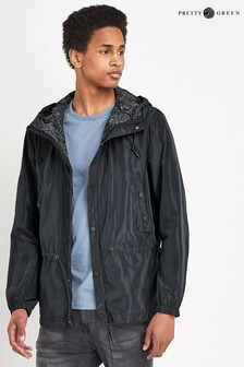 Pretty Green Black Ridley Jacket