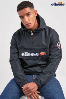 Ellesse™ Heriatge Black Mont 2 Overhead Jacket