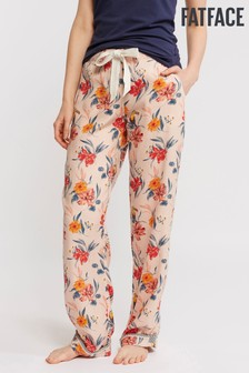 FatFace Orange Tropical Toucan Classic Lounge Pant