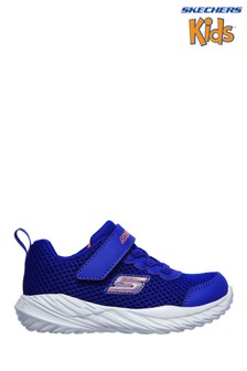 Skechers Blue Nitro Sprint Krodon Shoes