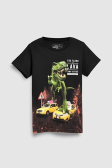 Floor Is Lava T-Shirt (3-16yrs)