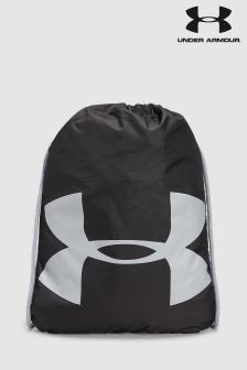Under Armour Black Ozsee Gymsack