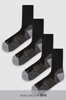 Performance Sport Socks Four Pack