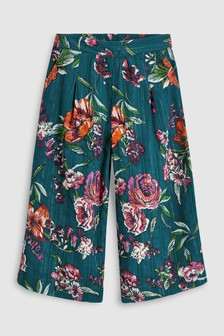 Flower Culottes (3-16yrs)