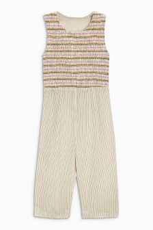 Stripe Playsuit (3-16yrs)