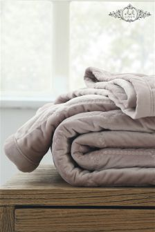MM Linen Meeka Throw And Shams Set