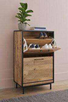 Jefferson Shoe Storage