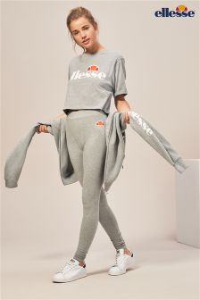 Ellesse Grey Solos Legging