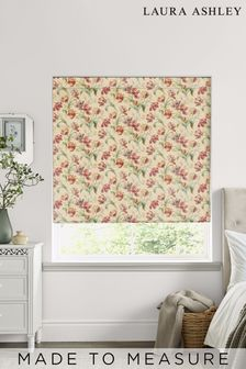 Laura Ashley Gosford Cranberry Made to Measure Roman Blind