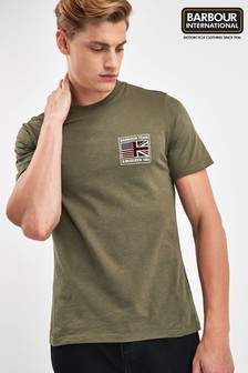 Barbour® International Green Flag Tee