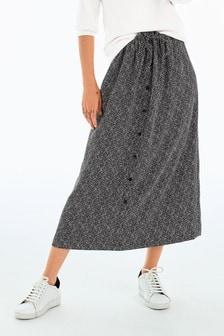 Креповая юбка