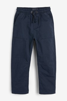 Lined Pull-On Trousers (3-16yrs)