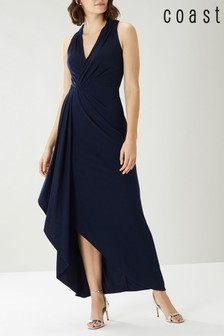 Coast Blue Kade Jersey Maxi Dress