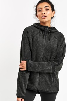 Nike Therma Cosy Fleece Zip Through Hoody