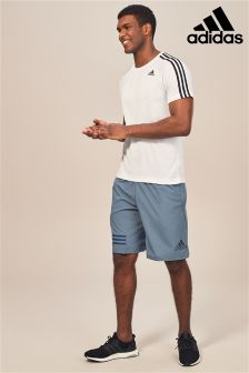 adidas Gym Blue 4KRFT Climalite Short