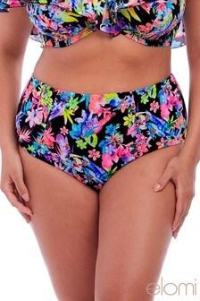 Elomi Electro Flower Classic Bikini Brief