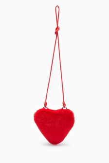 Heart Across Body Bag