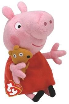 Ty Peppa Pig™ Beanie 15cm