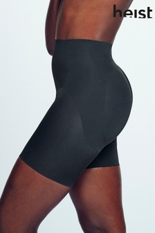 Heist Black Highlight Shapewear Shorts