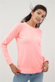 Fluro Sweater