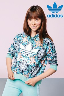 adidas Originals Zoo Print Hoody