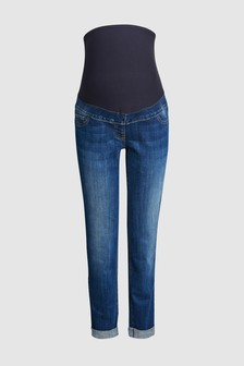 Straight Leg Jeans, Umstandsmode