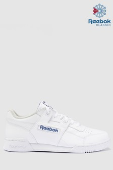 Reebok White Workout Trainers