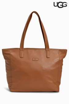 UGG® Alina Leather Tote Bag