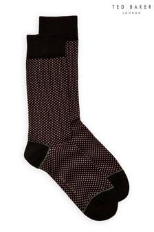 Ted Baker Black Spot Socks