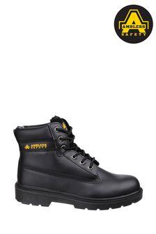 Amblers Safety Black FS112 Safety Boots