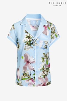 Ted Baker Blue Harmony Revere Top