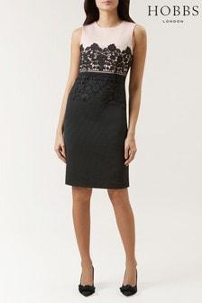 Hobbs Pink Seraphina Dress