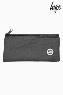 Hype. Black Pencil Case