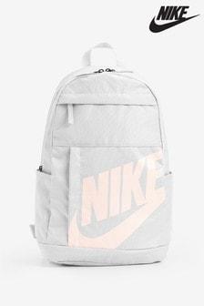 Nike Elemental Rucksack, Grau/Pink