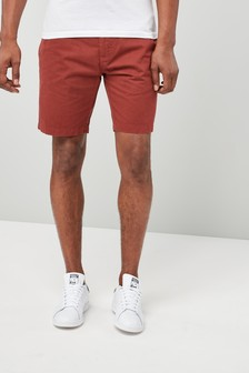 Longer Length Chino Shorts